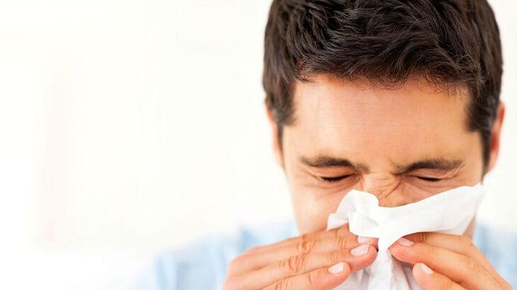 علاج الانفلونزا بالاعشاب الطبيعية